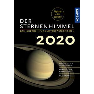 Kosmos Verlag Jahrbuch Der Sternenhimmel 2020