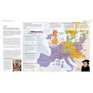 Dorling Kindersley Die Geschichte der Welt in Karten