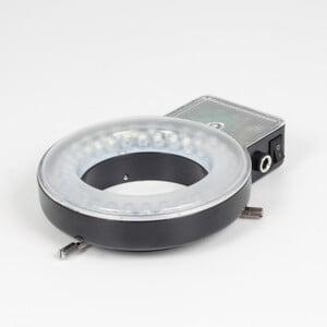 Motic Ringleuchte, LED Ringlicht 60T-B dimmable 6800ºK (SMZ-161)
