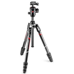 Manfrotto Treppiede Carbonio Befree Advanced GT Twist with ballhead