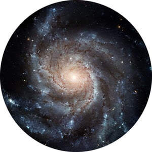 Redmark Pinwheel Galaxy slide disc for Bresser and NG Planetariums