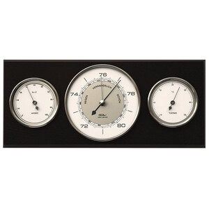Fischer Weather station Redesign black