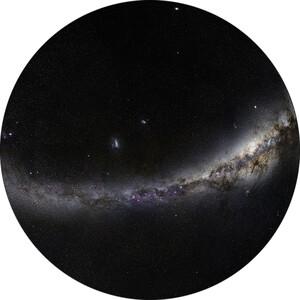 Redmark Diapositiva per planetari Bresser e NG con la Via Lattea
