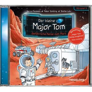 Tessloff-Verlag Der kleine Major Tom. Hörspiel 5: Gefährliche Reise zum Mars