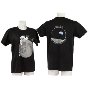Omegon t-shirt 50th anniversary of the Moon landing
