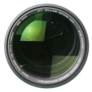 William Optics Refractor apocromático AP 153/1188 Gran Turismo GT 153 OTA