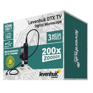 Levenhuk Microscopio a mane DTX TV