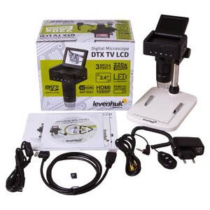 Levenhuk Microscopio DTX TV LCD