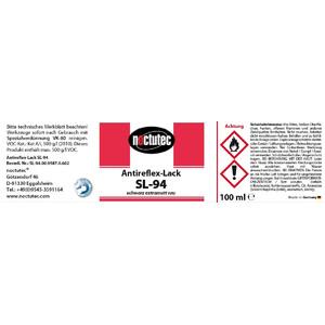 noctutec Antireflex-Lack SL-94 rau 100ml