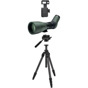 Swarovski Special offer spotting scope ATX 25-60x85 with CCT-tripod and VPA Adaptor + tripod head