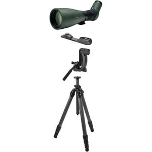 Swarovski Special offer spotting scope ATX 30-70x95 with PCT tripod and BR Balance Rail + tripod head
