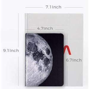 AstroReality Notizbuch NASA AR Glacier White