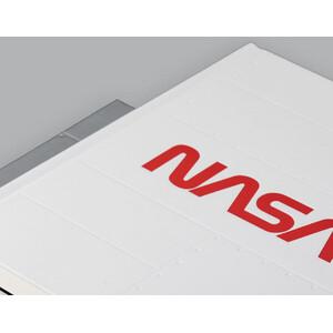 AstroReality Notebook NASA AR Glacier White
