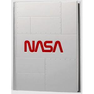 AstroReality Notizbuch NASA AR Titanium Grey