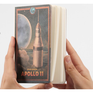 AstroReality AR Apollo 11 Space Mission Notebook