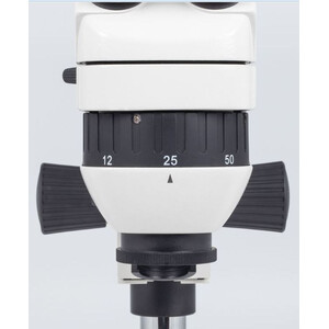 Motic Zoom-Stereomikroskop K-400 L, binokular, CMO, 6x-50x