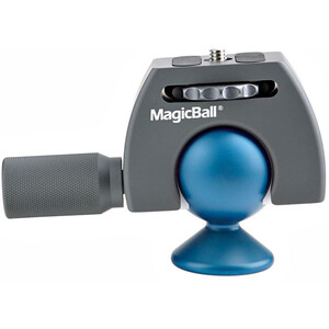 Novoflex Carbon-Dreibeinstativ TrioPod Travelset mit MagicBall Mini