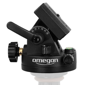 Omegon Testa equatoriale Polar Wedge with 55mm Dovetail Bar