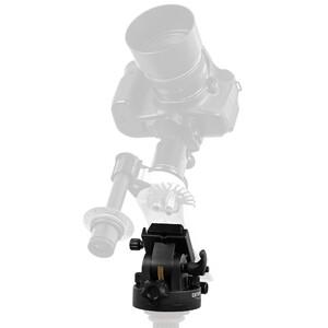 Omegon Cuña ecuatorial Buscador de la Polar de con rieles prismáticos de 55 mm