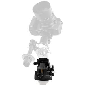 Omegon Polhöhenwiege mit 55mm Prismenschiene