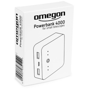 Omegon Powerbank 4000 14Wh 12V