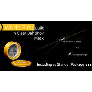 William Optics Apochromatischer Refraktor AP 126/970 ZenithStar 126 Blue OTA