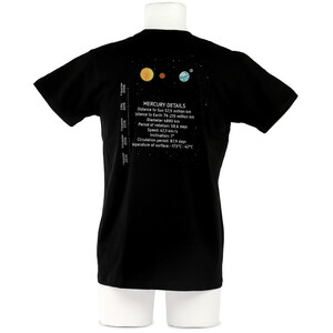 Omegon T-Shirt Merkurtransit - Size L