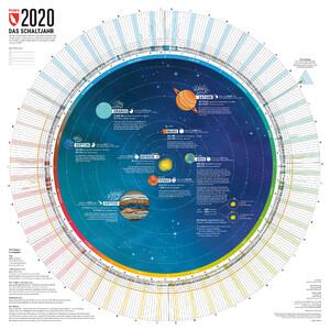 Marmota Maps Jahreskalender 2020