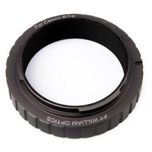 William Optics Adaptador M48 compatible con Canon EOS