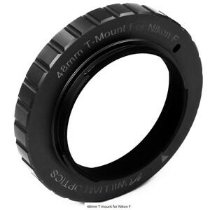 William Optics Adattatore M48 compatibile con Nikon