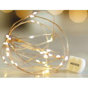 Miss Wood LED Lichterkette