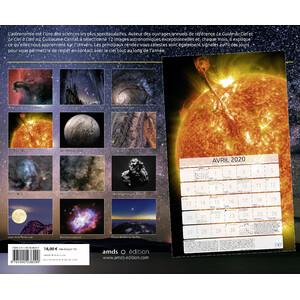 Amds édition  Kalender Astronomique 2020