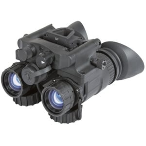 AGM Dispositivo de visión nocturna NVG40 NL1i Dual Tube Gen 2+ Level 1