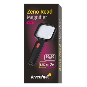 Levenhuk Lente d`Ingrandimento Zeno Read ZR10 White