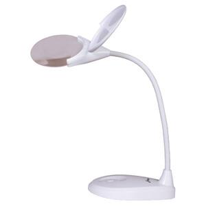 Levenhuk Lente d`Ingrandimento Zeno Lamp ZL7 White