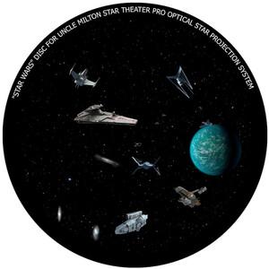 Omegon Diapositiva de La guerra de las galaxias para el Star Theater Pro de