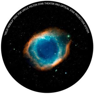 Omegon Dia für das Star Theater Pro mit Motiv Helixnebel