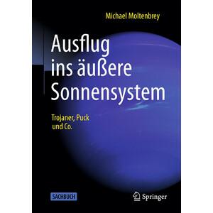 Springer Buch Ausflug ins äußere Sonnensystem
