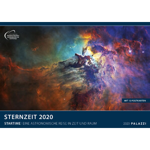 Palazzi Verlag Kalender Sternzeit 2020