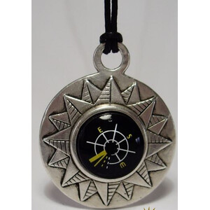 Ragalaxys Pendent Compass Wind Rose