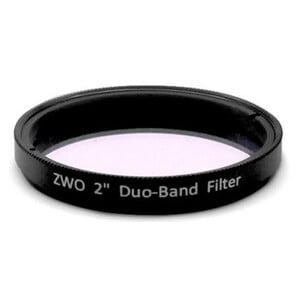 """ZWO Filtro Duo-Band 2"""""""
