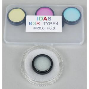 """IDAS Filter Type 4 BGR+L 1,25"""""""