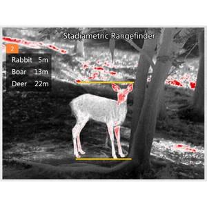 Guide Camera termica Thermalkamera TrackIR 50mm