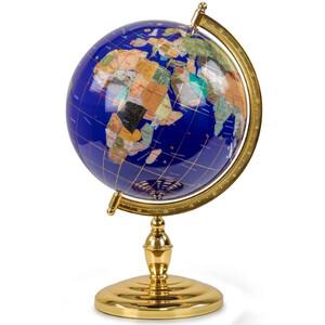 Pretty Decor Globe Cusco 22cm blue