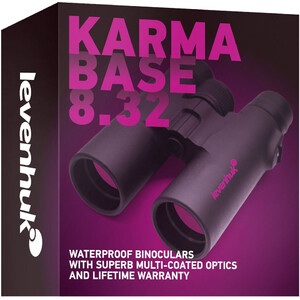 Levenhuk Binoculars Karma Base 8x32