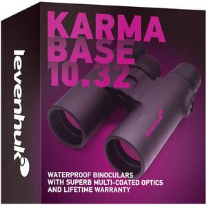Levenhuk Binoculares Karma Base 10x32
