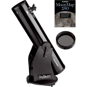 Orion Dobson Teleskop N 203/1200 SkyQuest XT8 Classic Mond-Set