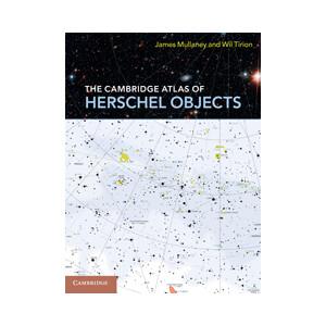 Cambridge University Press Libro The Cambridge Atlas of Herschel Objects