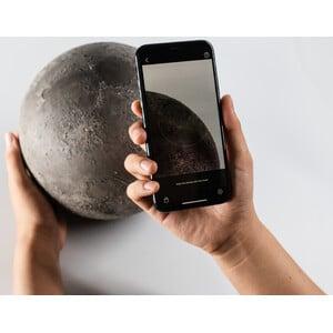 AstroReality Raised relief globe LUNAR Max