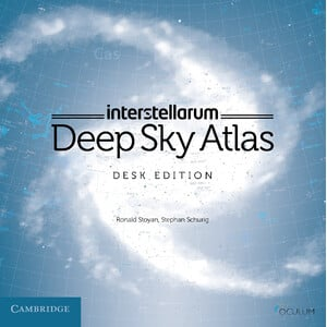 Oculum Verlag Atlante interstellarum Deep Sky Atlas English Edition